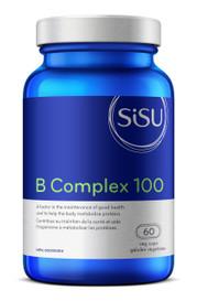 SISU B Complex 100 (60 veg caps)