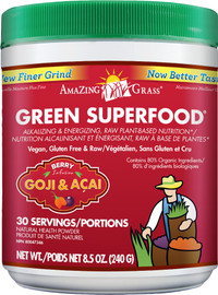 Amazing Grass Green SuperFood Berry (240 g)