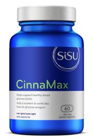 SISU CinnaMax (60 veg caps)