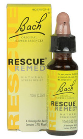 Bach Rescue Remedy Drops (10 mL)