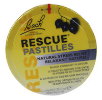 Bach Rescue Pastilles Black Currant (50 g)