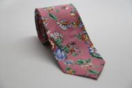 Pink Tea Necktie