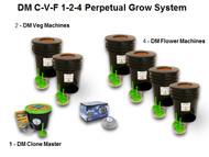Dewey Mister C-V-F 1-2-4 Perpetual Grow System