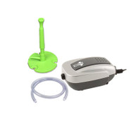 The Dewey Mister with 3 Watt Supreme Air Pump Kit.  Great for cloner or growing system.
