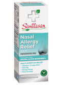 Nasal Allergy Relief 20 ml Similasan, Allergic Congestion