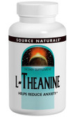 L-Theanine 200 mg 60 Tabs, Source Naturals