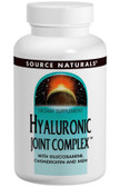 Hyaluronic Joint Complex 30 Tabs, Source Naturals