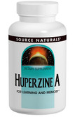 Huperzine A 120 Tabs Source Naturals, Memory, Learning