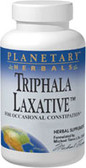Triphala Laxative, 120 caps, Planetary Herbals, Constipation