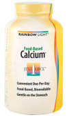 Food Based Calcium 90 Tabs Rainbow Light