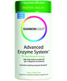 Advanced Enzyme System 60 Caps Rainbow Light, Digestive Discomfort