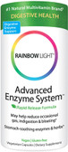 Advanced Enzyme System 120 Caps Rainbow Light, Eases Digestive Discomfort