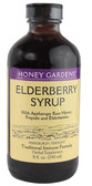 Honey Gardens Elderberry Syrup 8 oz