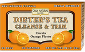 Only Natural Dieter's Tea Cleanse & Trim Orange 24 Bags