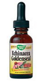 Echinacea-Goldenseal Extract w/Glycerine, 1 oz, Nature's Way
