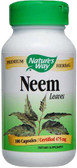 Neem, 100 caps, Nature's Way