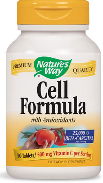 Cell Formula 100 Caps Nature's Way, Antioxidant