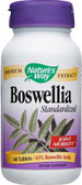 Boswellia Standardized Extract, 60 Tabs, Nature's Way