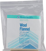 Wool Flannel Small, Home Health