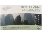 Organic Oolong Tea 100 Bag, Prince of Peace