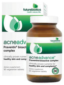 AcneAdvance 90 Caps Futurebiotics, Acne