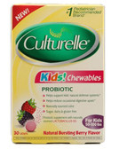 Culturelle Kids Probiotic 30 Chewables, I-Health