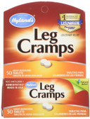 Leg Cramps 50 Tabs Hylands, Back & Legs Pain, Homeopathic