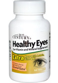 Healthy Eyes Eye Vitamin and Mineral Supplement 50 Tabs, 21st Century Health Care