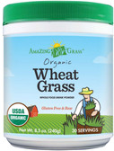 Organic Wheat Grass 8.5oz (240 g), Amazing Grass