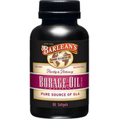 Borage Oil 1000 mg 60 sGels, Barlean's