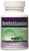 Multi-B Neuropathy Support Formula 150 mg 120 Caps, Benfotiamine