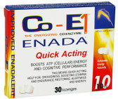 The Energizing Co-Enzyme Performance 10 mg 30 Lozenges, Co - E1