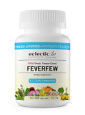 Feverfew 125 mg 90 Non-GMO Veggie Caps, Eclectic Institute