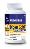 Digest Gold + Probiotics 180 Caps, Enzymedica