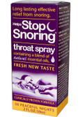 Helps Stop Snoring Throat Spray 2 oz (59 ml), Essential Health Products