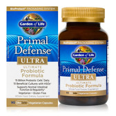 Primal Defense Ultra Ultimate Probiotic Formula 90 UltraZorbe Veggie Caps, Garden of Life
