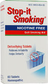 Stop-It Smoking Detoxifying 60 Tabs, Natra Bio
