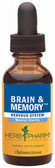 Brain & Memory Tonic Compound 1 oz (29.6 ml), Herb Pharm