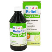 Kids Relief Cough & Cold 8.5 oz (250 ml), Homeolab USA