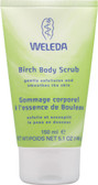 Birch Body Scrub 5.1 oz, Weleda Skin Care