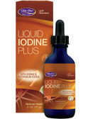 Liquid Iodine Plus 2 oz (59 ml), Life-Flo