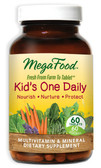 Kid's One Daily 60 Tabs, MegaFood