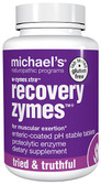 W-Zymes Xtra Recovery Zymes 180 Enteric-Coated Tabs, Michael's Naturopathic