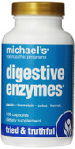 Digestive Enzymes 180 Caps, Michael's Naturopathic