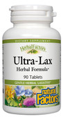 Ultra-Lax Herbal Formula 90 Tabs, Natural Factors