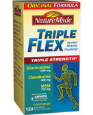 Triple Flex Triple Strength 120 Tabs, Nature Made
