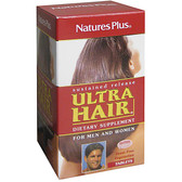 Ultra Hair For Men and Women 90 Tabs, Nature's Plus