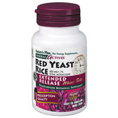 Herbal Actives Red Yeast Rice 600 mg 120 Mini-Tabs, Nature's Plus