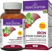 Iron Food Complex 60 Tabs, New Chapter