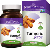 Turmeric Force 120 Liquid VCaps, New Chapter